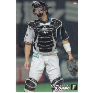 17カルビープロ野球チップス第2弾 #076 大野奨太 mintkashii