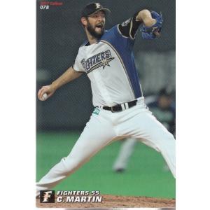 17カルビープロ野球チップス第2弾 #078 マーティン mintkashii