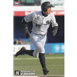 17カルビープロ野球チップス第2弾 #090 岡田幸文|mintkashii