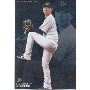 18カルビープロ野球チップス第1弾 スターカード S-07 金子千尋|mintkashii