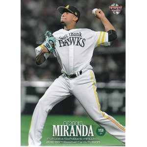 18BBM FUSION 1stアップデート #602 A.ミランダ|mintkashii
