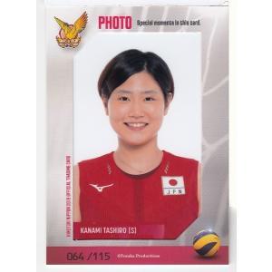 19火の鳥NIPPON 田代佳奈美 生写真カード 115枚限定 mintkashii