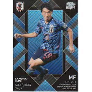 20 サッカー日本代表スペシャルエディション 中島翔哉 BLACK GEM 1/5|mintkashii