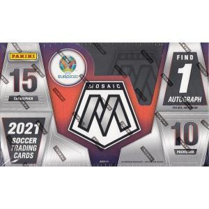 サッカーボックス 2020-21 PANINI MOSAIC UEFA EURO 2020|mintkashii