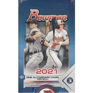 MLBボックス 2021 BOWMAN HOBBY|mintkashii