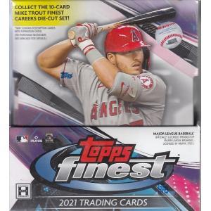 MLBボックス 2021 TOPPS FINEST|mintkashii