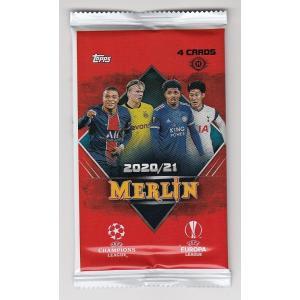 サッカーパック 2020-21 TOPPS MERLIN UEFA CHAMPIONS LEAGUE|mintkashii