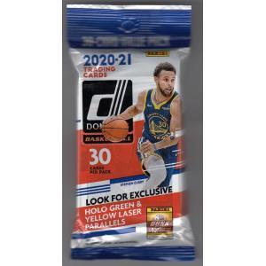 NBAパック 2020-21 PANINI DONRUSS FATPACK 1パック|mintkashii