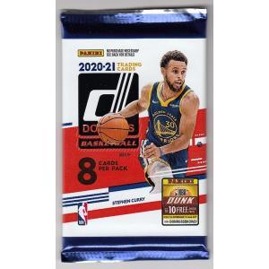 NBAパック 2020-21 PANINI DONRUSS RETAIL 1パック|mintkashii