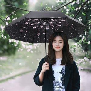 日傘折りたたみ日傘遮光UV傘レディース晴雨兼用傘紫外線対策遮熱傘大きい軽量丈夫傘遮光効果カサ|minto