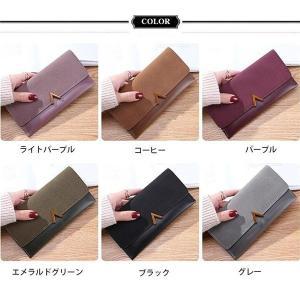 財布可愛い長財布レディースサイフさいふ大容量財布スマホも収納OK誕生日ギフトプレゼントカード入れ|minto