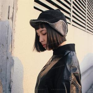 帽子レディースファッション冬小物立体デザイン肌に優しい素材真冬のバイク旅絶対防寒|minto