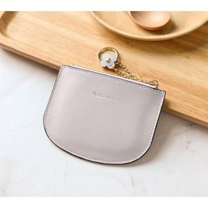 小銭入れコインケースカード入れ札入れ財布可愛い薄い便利レディースコンパクト|minto