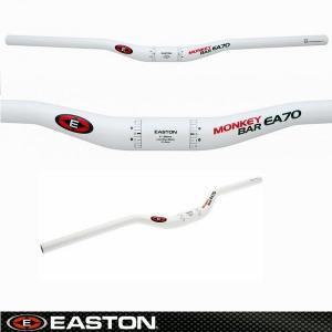 !20%OFF EASTON イーストン EA70 HB ライザーバーOS 31.8ホワイト サイクル自転車パーツ\ハンドル mintwell