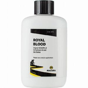MAGURA ROYALBLOOD OIL マグラ 油圧DISCブレーキ用 ロイヤルブラッド ミネラルオイル4oz/126ml|mintwell