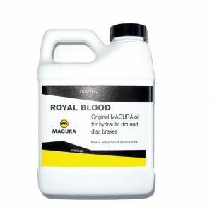 MAGURA ROYALBLOOD OIL マグラ 油圧DISCブレーキ用 ロイヤルブラッド ミネラルオイル16oz/504ml サイクル自転車|mintwell