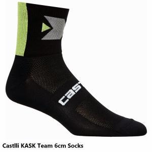 CASTELLI  KASK TEAM 6 カステリ カスク チーム 6 ソックスL/XL 8-10サイクル mintwell