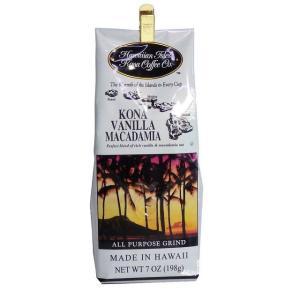 【商品説明】 フレーバーコーヒーファンに人気の、豊かなバニラとハワイ独自のマカダミアナッツの繊細な組...