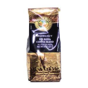 【商品情報】 ロイヤル・コナ ヘーゼルナッツ 227g スィートでバターのような豊かな味わいがありま...