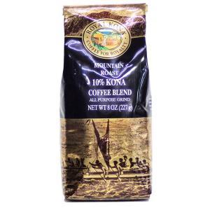 【商品情報】 ロイヤル・コナ マウンティンロースト 227g ・ハワイコナコーヒーのブレンドで、ハワ...