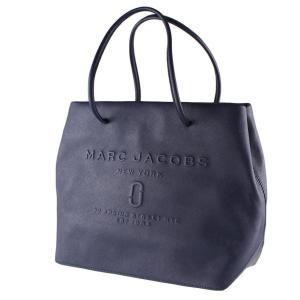 マークジェイコブス  トートバッグ MARC JACOBS m0011046 ネイビー系