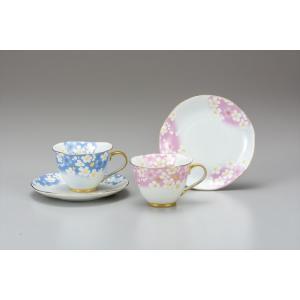 カップ 九谷焼 ペアコーヒー 金箔花の舞 コーヒーカップ 紅茶 来客用 かわいい コップ マグ コーヒー 結婚式引出物 陶器 和食器 おしゃれ 人気|miracle-house