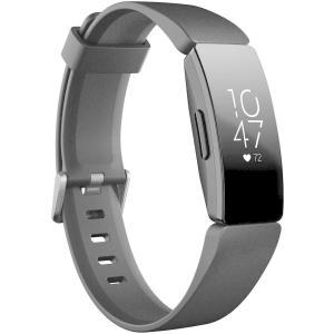Fitbit Inspire HR スマートウォッチ 活動量計 フィットネストラッカー 心拍計 [並...