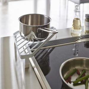 コンロコーナーラック タワー 2色 キッチン用品 収納 2748(W) 2749(B) YZ mirage-style
