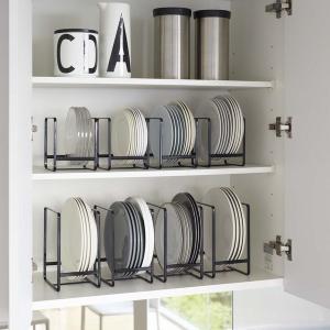 ディッシュラック タワー 2色 Sサイズ キッチン用品 収納 2270(W) 2271(B) YZ mirage-style