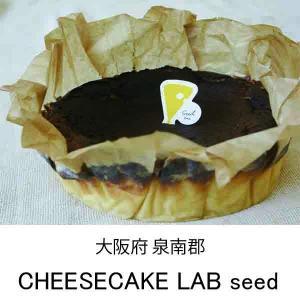 seedのバスクチーズケーキ|mirai-bin