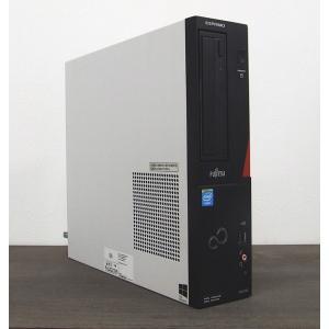 【ジャンク品】Fujitsu ESPRIMO D551/GX(FMVD0502NP)HDD・電源、アナログケーブル無 Celeron G1610 2.60GHz 2GB