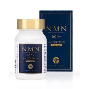 NMN + ラクトフェリンプラス|mirai-lab