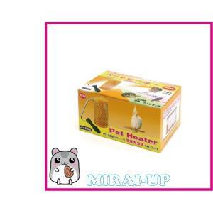 【アサヒ電子】保温用品 ペットヒーター40W(鳥さん)【当日発送可】|mirai-up