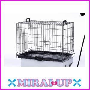 【マルカン】サークル☆コンパクトケージL☆ mirai-up