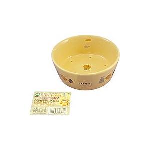 【マルカン】うさぎのラウンド食器(デグー・チンチラ)【当日発送可】 mirai-up
