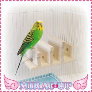 【マルカン】バードトイ <br>トリリンピック  ハードル<br>【当日発送可】★ mirai-up