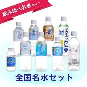 全国名水セット|mirai-water