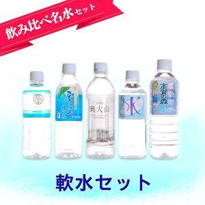 軟水セット|mirai-water