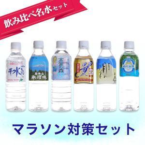 マラソン対策セット|mirai-water