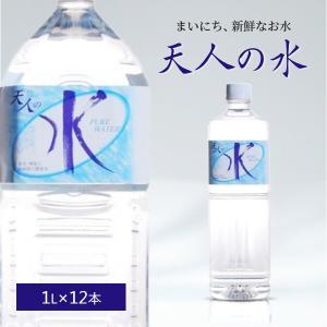 天人の水 1L×12本|mirai-water