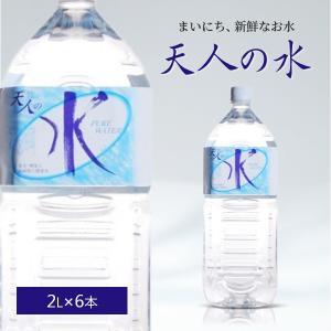 天人の水 2L×6本|mirai-water