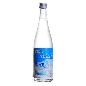 酒蔵の仕込水 720ml×12本|mirai-water