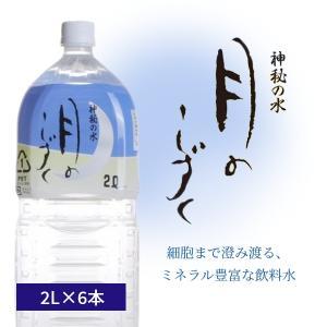 月のしずく 2L×6本|mirai-water