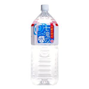 七滝の水 2L×8本|mirai-water