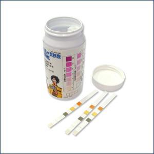 簡易水質検査試験紙 アクアチェック ECO(25枚入)|mirai-water