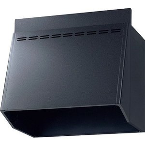 ■NBHシリーズ(換気扇用フード・富士工業製)  ■色:ブラック  ■サイズ:W75 x D59 x...