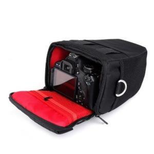 カメラケース 一眼レフカメラ バッグケース キヤノン EOS 汎用
