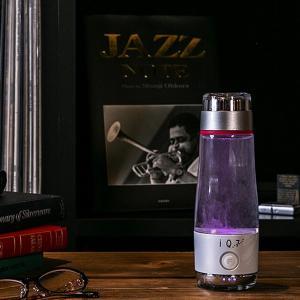 フラックス FLAX  水素水ボトル POCKET IQ7  FL-IQ7W(ホワイト)