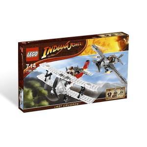 レゴ インディ・ジョーンズ 7198 戦闘機の攻撃|miraiya05