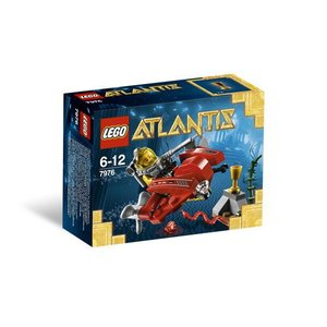 レゴ アトランティス 7976 オーシャンスピーダー miraiya05